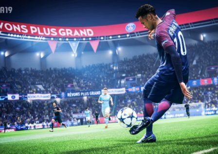 FIFA19 1 448x316 - Fluid 5-at-the-back Formation: Detailed Guide