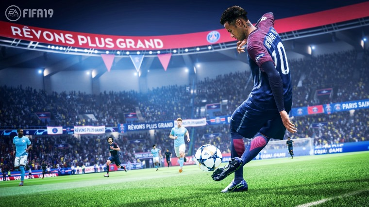 FIFA19 1 - Are they ever going to fix your own receiving player's reaction at your goal kicks and short free kicks? It's a travesty