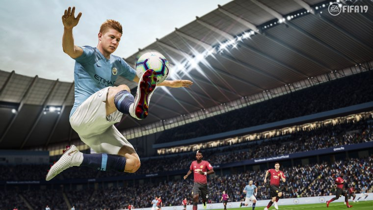 FIFA19 2 - It's a football game. Remember why you started. Have fun.