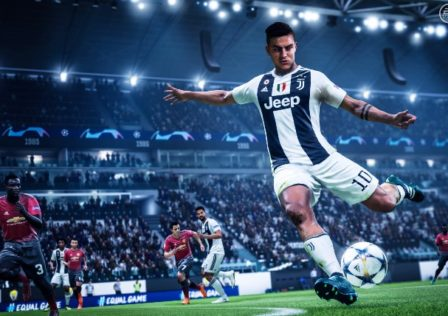 FIFA19 3 448x316 - As a life long, casual FIFA gamer, the 20 beta is absolutely stellar.