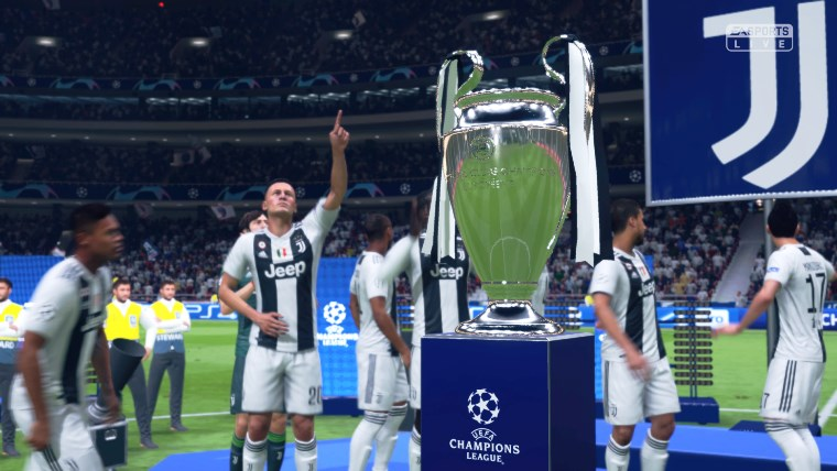 FIFA19 4 - TOTT Parolo: Review after 10 games
