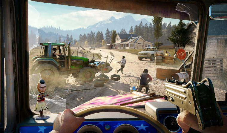 FarCry3 - Far Cry 6 potential settings according to 5 years old survey