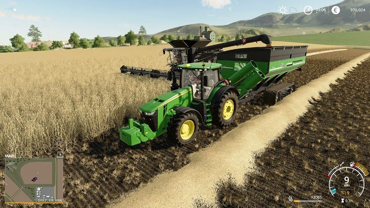 FarmingSimulator19 3 - Would my other half enjoy this game?