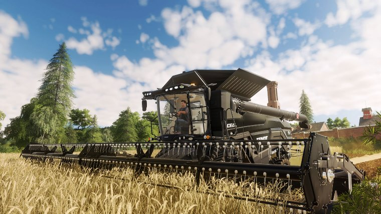 FarmingSimulator19 4 - Game keeps getting stuck (PC FS19)