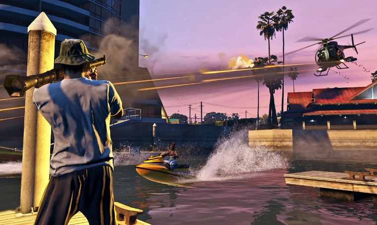 GrandTheftAutoV1 - Single Player DLCs: So Much Wasted Potential