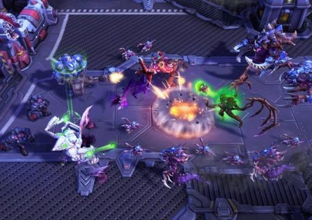 HeroesoftheStorm 1 448x316 - This is what Blizzard have said about the future of Heroes of the Storm and new content (summarized compilation)