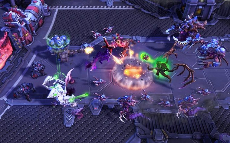 HeroesoftheStorm 1 - PTR Feedback: Unit testing builds and requested features