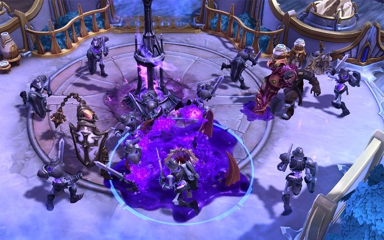 HeroesoftheStorm 2 - Top 10 coolest heroes on the bad*ss scale.