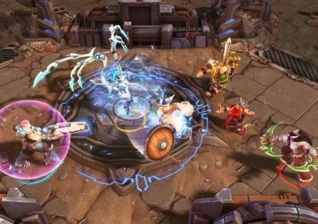 HeroesoftheStorm 3 448x316 - Suggestion: Storm League - 2 ranks, but one pool of players