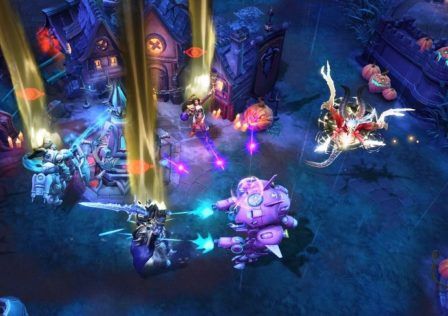 HeroesoftheStorm 4 448x316 - Kaelthas and his heroic abilities