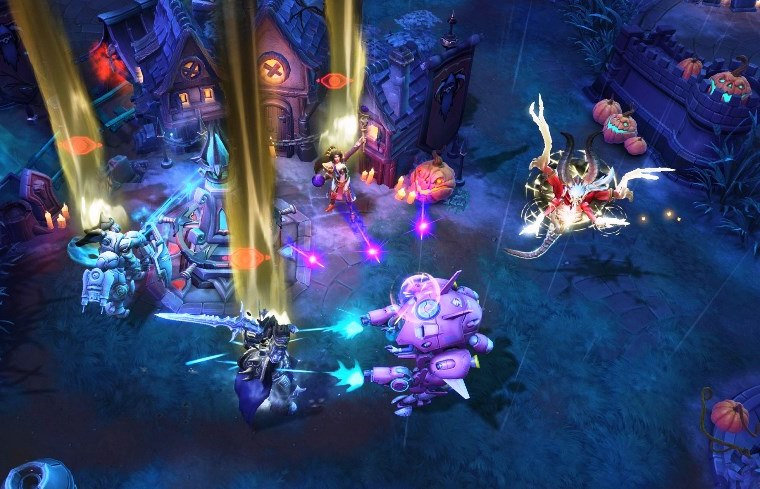 HeroesoftheStorm 4 - It's Andiversary - An updated list of spell interactions for Andy and thoughts on a Serendipity mechanic