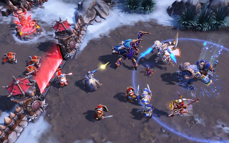 HeroesoftheStorm 5 - Gazlowe Buff Ideas - Burning Rage? Turrets Firing Scrap?
