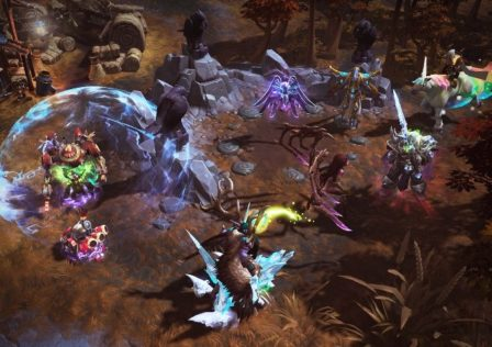HeroesoftheStorm 6 448x316 - A lot of complaints about Artanis can be mitigated by being flexible