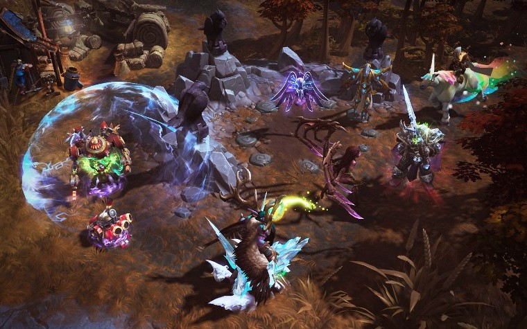 HeroesoftheStorm 6 - What Falstad W actually does