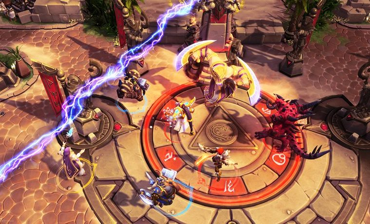 HeroesoftheStorm 7 - Whitemane's gameplay lost its depth; long read