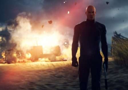 Hitman1 448x316 - How would you expand or improve the gameplay of Hitman?