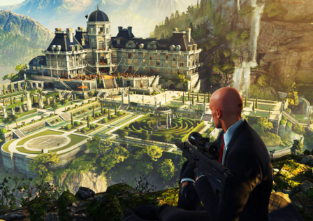 Hitman5 448x316 - Level Idea: Palace Intrigue