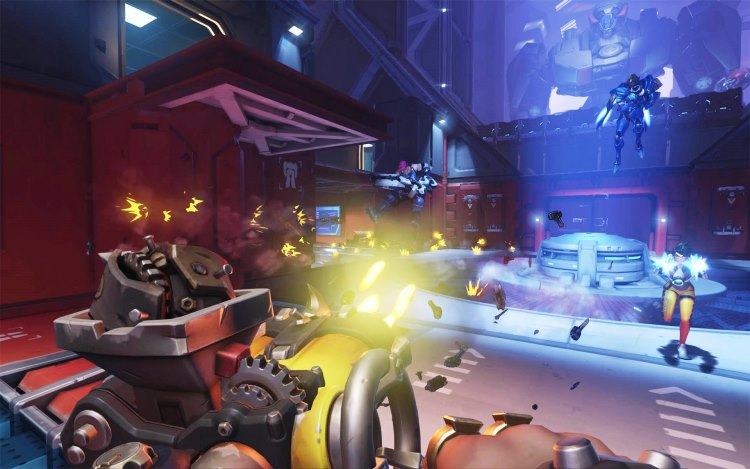 "Overwatch6 - Junkrat's ptr ""buffs"" are a step in the wrong direction"