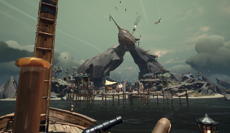 Sea of Thieves 1 - A Most Unfortunate Series of Gilded Questing Events