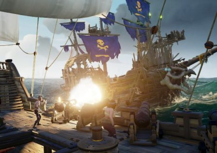 Sea of Thieves 2 448x316 - Is double gunning good or bad for the games health?