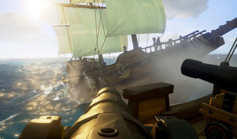 Sea of Thieves 5 - My Best Story From The Seas Yet.
