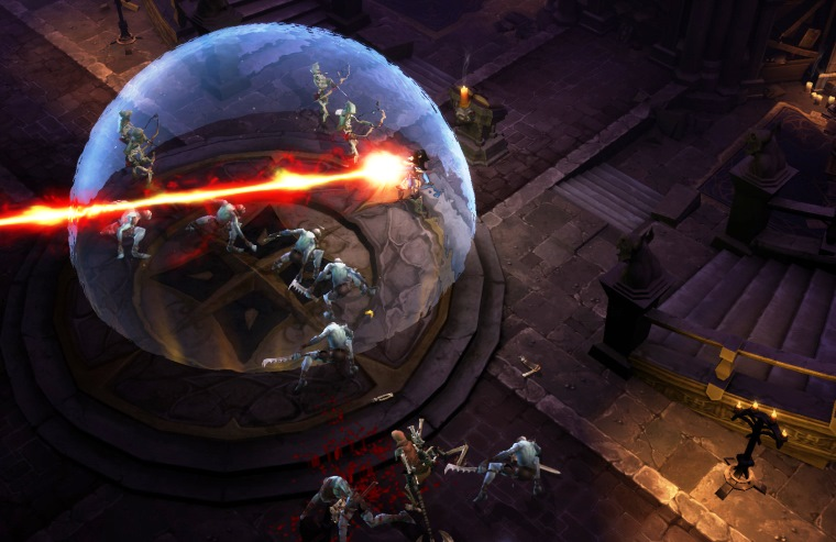 diablo2 - Is the infamous Netease free to play Diablo clone, endless godly regions (无尽神域) fun or lousy game? Here's the details.