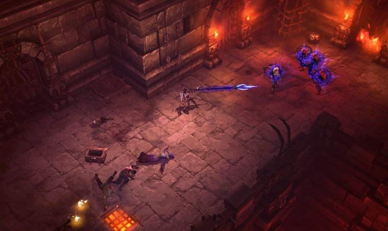 diablo3 - Picked up Diablo 1 on GOG. It is the best Diablo I ever played