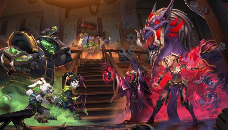 "hearthstone 3 - Hearthstone China launches open beta for ""Gold Online Tournament"" feature"
