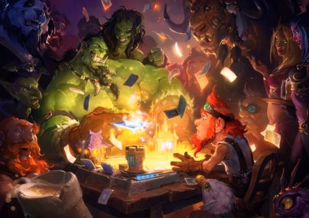hearthstone 7 448x316 - Saviors of Uldum – Top Legend Decks #3 (Standard and Wild)