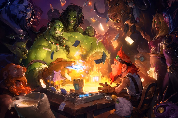 hearthstone 7 - On this day in Hearthstone (20 April 2016) - TWELVE Classic/Basic card nerfs announced!