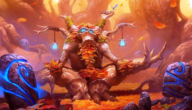 hearthstone 8 - On this day in Hearthstone (24 March 2015) — Crescendo's goodbye