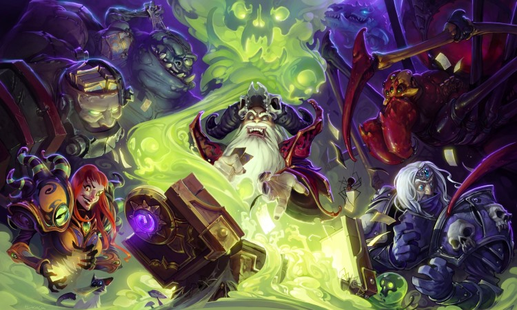 hearthstone 9 - Top Rastakhan's Rumble Decks Week 12 (Standard and Wild)