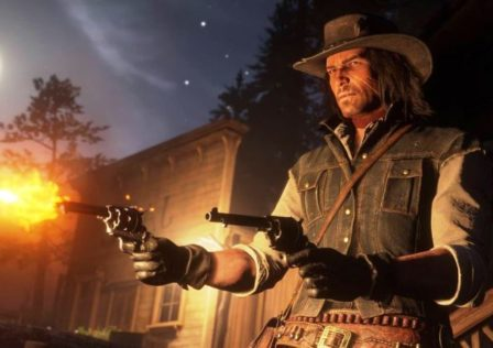 red dead redemption 5 448x316 - I've finished the game twice now, and I want to share my thoughts.