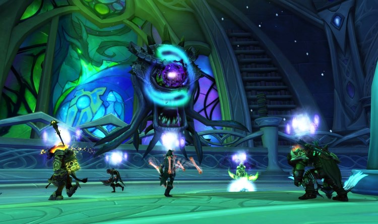 wow5 - A Treatise on MoP Class design with an Emphasis on Demonology Warlock and Havoc DH