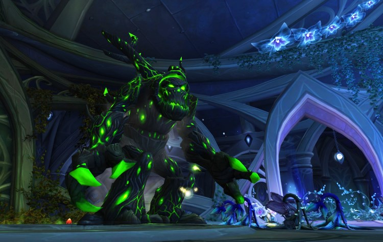 wow6 - The current problems of Retribution Paladin in Shadowlands beta