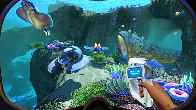 Subnautica 2 - [survival endgame spoilers] I am just not really enjoying the cyclops. Does it get any better ? How do you use it ?