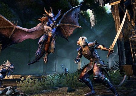 TheElderScrolls10 448x316 - Reminder: ESO+ free trial: instant freebies (January 19-26, 2021)