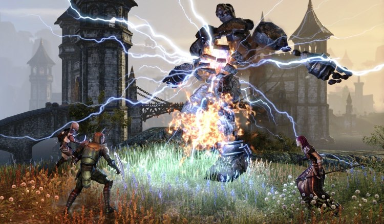 Elder Scrolls Online is so much better than Skyrim, even for
