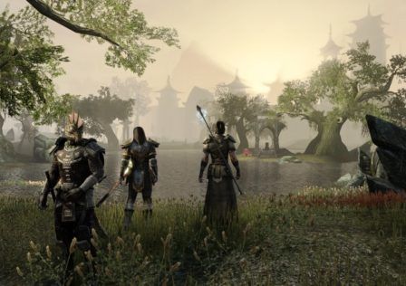TheElderScrolls3 448x316 - My idea for a way Elder Scrolls could have a seamless singe-player/co-op integration and different companion system (I know Bethesda want to keep singe-player only, so this is merely discussing an idea and not saying they SHOULD do it)