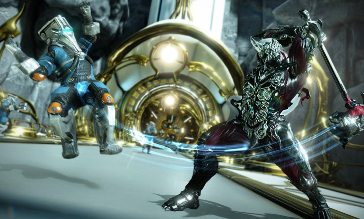 Warframe12 - A poorly written rant: fighting enemy bonewidow is the worst gaming experience I've had in years