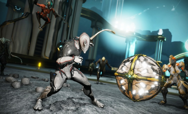 Warframe15 - [FAQ] Dev Workshop: Corpus Proxima & The New Railjack