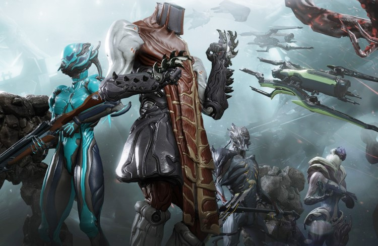 Warframe2 - Is Digital Extreme and other gaming companies cracking down on reshades?