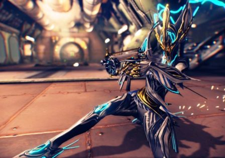 Warframe7 448x316 - Since we're talking about usefulness of abilities. It's time we start making ABILITY DAMAGE SCALING OFF ENEMIES a universal concept that applies to ALL abilities. Make all powers usable late game!