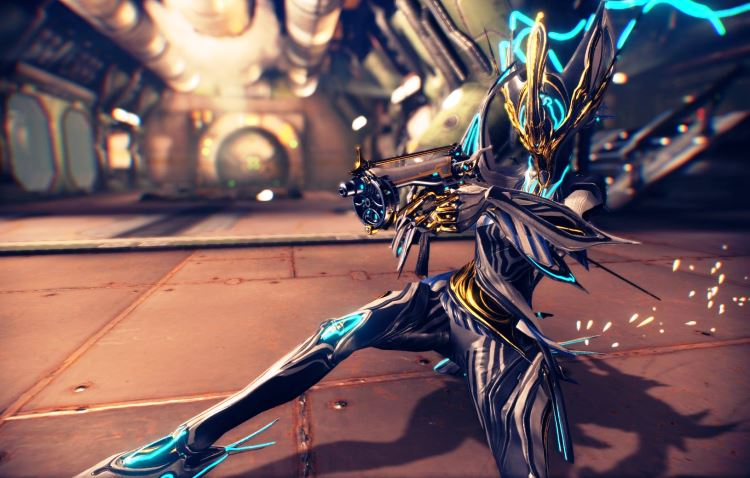 "Warframe7 - The other side of the ""eidolon hunters are toxic"" story"