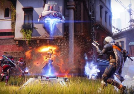 destiny2 4 448x316 - Wrath of the Machine could double as a Raid and Dungeon if it were Unvaulted