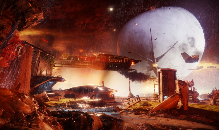 destiny2 6 - A Dive into Destiny 2's Population: Season of Arrivals
