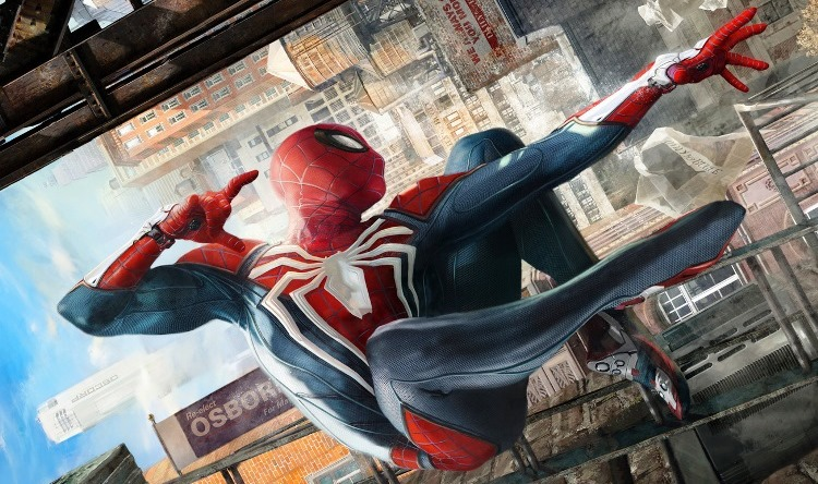 SpidermanPS4 10 - Cliffnotes from the Game Informer article—TONS of new Gameplay and Story details! (spoilers are hidden)