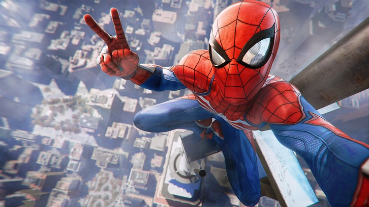 SpidermanPS4 4 - A Concept To Aid The Post-Game: Shaders