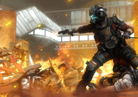 titanfall5 448x316 - How Apex Legends is 35 Years After Titanfall 2's Campaign